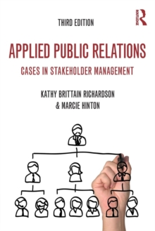 Image for Applied public relations  : cases in stakeholder management