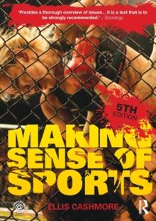 Image for Making sense of sports