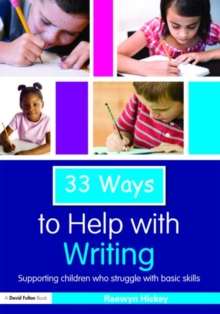 33 ways to help with writing (Thirty Three Ways to Help with....)
