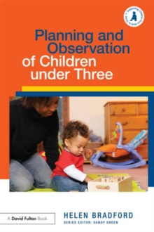 Image for Planning and observation of children under three