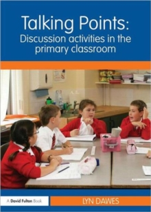 Image for Talking points  : discussion activities in the primary classroom