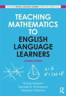 Image for Teaching mathematics to English language learners