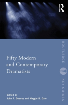 Image for Fifty modern and contemporary dramatists