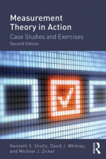 Image for Measurement theory in action  : case studies and exercises