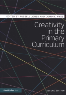 Image for Creativity in the primary curriculum