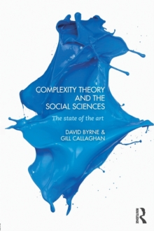 Image for Complexity theory and the social sciences  : the state of the art