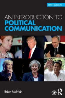 Image for An introduction to political communication