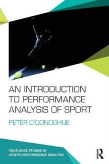 Image for An introduction to performance analysis of sport