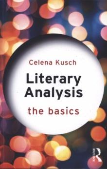 Image for Literary analysis