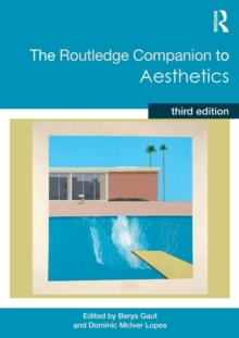 Image for The Routledge companion to aesthetics