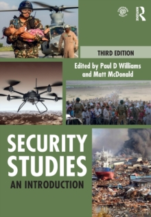 Image for Security studies  : an introduction