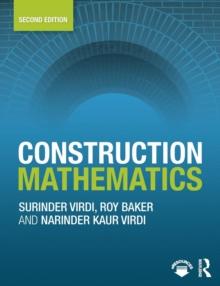 Image for Construction mathematics