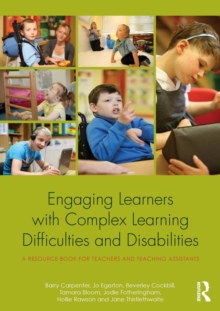 Image for Children and young people with complex learning difficulties and disabilities  : a resource book for teachers and teaching assistants