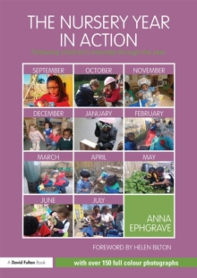 Image for The nursery year in action  : following children's interests through the year