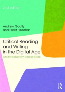 Image for Critical reading and writing  : an introductory coursebook