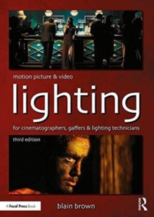 Image for Motion picture and video lighting