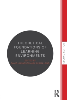 Image for Theoretical foundations of learning environments