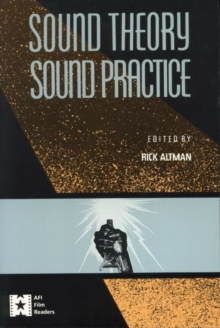 Image for Sound Theory/Sound Practice