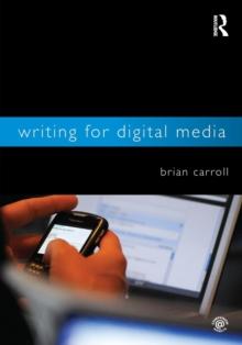 Image for Writing for digital media