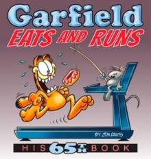 Image for Garfield eats and runs  : his 65th book