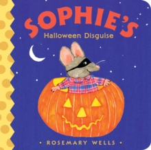 Sophie's Halloween disguise - Wells, Rosemary