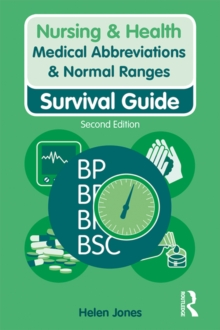 Image for Medical Abbreviations & Normal Ranges: Survival Guide