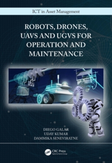 Image for Robots, Drones, Uavs and Ugvs for Operation and Maintenance