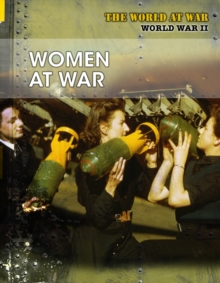 Image for Women at war