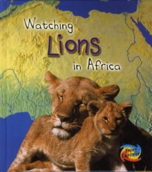Image for Watching lions in Africa