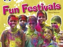 Image for Bug Club NF Orange B/1A Fun Festivals