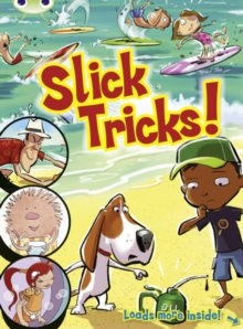 Image for BC Blue (KS1) Comic: Slick Tricks