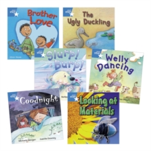Image for Learn at Home:Star Reading Blue Level Pack (5 fiction and 1 non-fiction book)