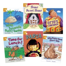 Image for Learn at Home:Star Reading Orange Level Pack (5 fiction and 1 non-fiction book)