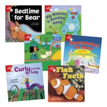 Image for Learn at Home:Star Reading Red Level Pack (5 fiction and 1 non-fiction book)
