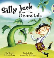 Image for Bug Club Green A/1B Silly Jack and the Beanstalk 6-pack