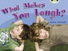 Image for Bug Club Non-fiction Green A/1B What Makes You Laugh 6-pack