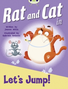 Image for Bug Club Red C (KS1) Rat and Cat in Let's Jump 6-pack