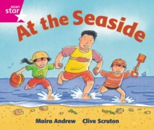 Image for Rigby Star Guided Reception: Pink Level: At the Seaside Pupil Book (single)