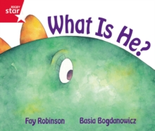 Image for Rigby Star  Guided Reception Red Level:  What is He? Pupil Book (single)