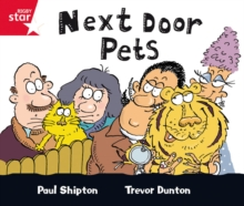 Image for Rigby Star Guided Red Level: Next Door Pets Single