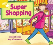 Image for Rigby Star Guided 1 Yellow Level: Super Shopping Pupil Book (single)