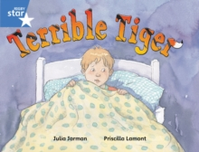 Image for Rigby Star Guided 1 Blue Level: Terrible Tiger Pupil Book (single)