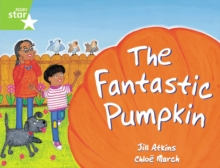 Image for Rigby Star Guided 1 Green Level: The Fantastic Pumpkin Pupil Book (single)