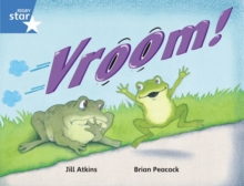 Image for Rigby Star Guided 1 Blue Level: Vroom! Pupil Book (single)