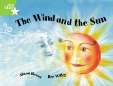 Image for Rigby Star Guided 1Green Level: The Wind and the Sun Pupil Book (single)