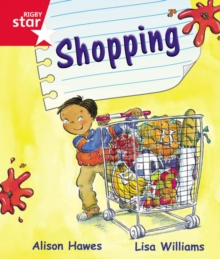 Image for Rigby Star Guided Reception/P1 Red Level Guided Reader Set