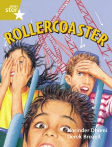 Image for Rigby Star Guided 2 Gold Level: Rollercoaster Pupil Book (single)