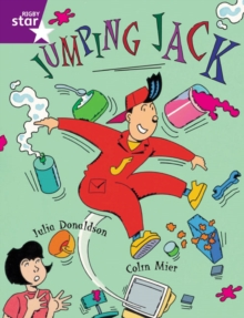 Image for Rigby Star Guided Purple Level: Jumping Jack Pupil Book (single)