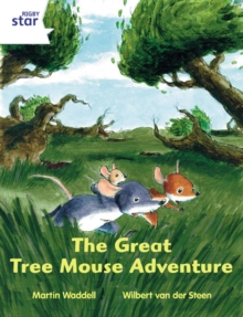Image for The great tree mouse adventure