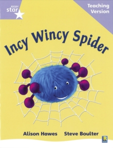 Image for Rigby Star Phonic Guided Reading Lilac Level: Incy Wincy Spider Teaching Version